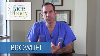 """Dr. Ross Clevens Answers """"Does a Brow lift Fix an Angry Facial Expression?"""""""